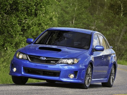 2010 Subaru Impreza WRX sedan - USA version 17