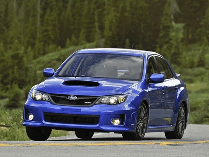 2010 Subaru Impreza WRX sedan - USA version 18