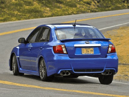 2010 Subaru Impreza WRX sedan - USA version 19