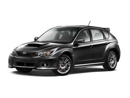 2010 Subaru Impreza WRX STi - USA version 1