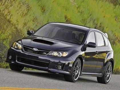 2010 Subaru Impreza WRX STi - USA version 6