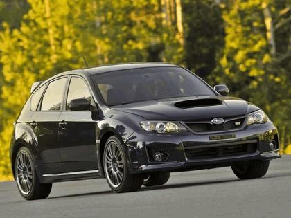2010 Subaru Impreza WRX STi - USA version 8