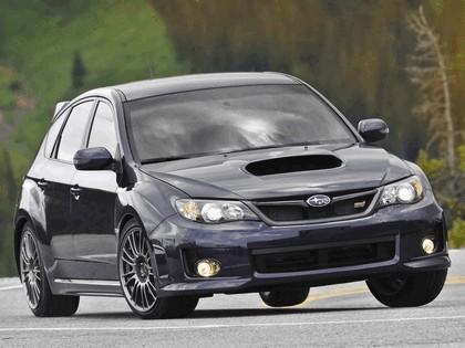 2010 Subaru Impreza WRX STi - USA version 10