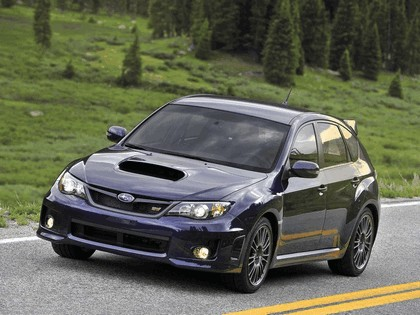 2010 Subaru Impreza WRX STi - USA version 11