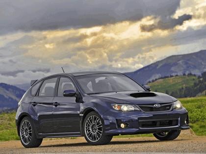 2010 Subaru Impreza WRX STi - USA version 12