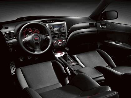 2010 Subaru Impreza WRX STi - USA version 19
