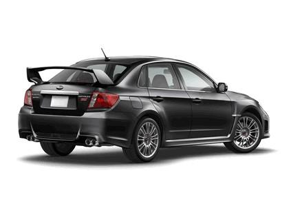 2010 Subaru Impreza WRX STi sedan - USA version 2