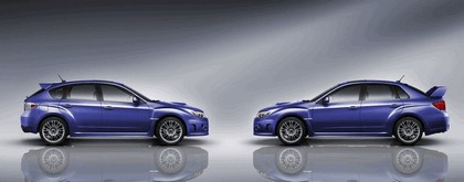 2010 Subaru Impreza WRX STi sedan - USA version 6