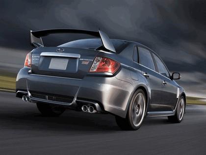 2010 Subaru Impreza WRX STi sedan - USA version 8