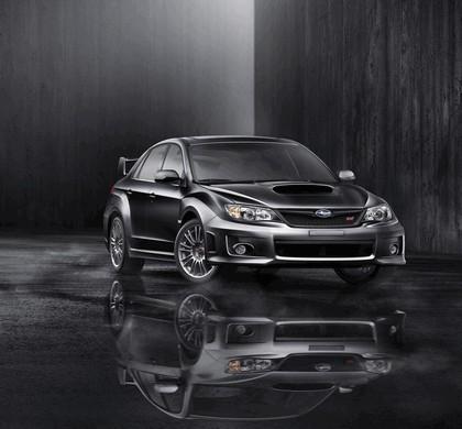 2010 Subaru Impreza WRX STi sedan - USA version 9