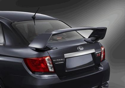 2010 Subaru Impreza WRX STi sedan - USA version 11