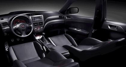 2010 Subaru Impreza WRX STi sedan - USA version 13