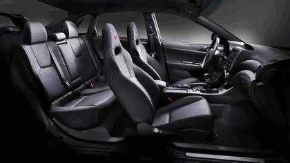 2010 Subaru Impreza WRX STi sedan - USA version 14
