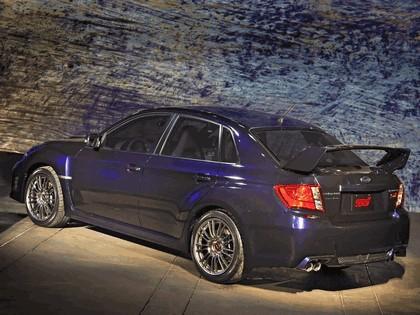 2010 Subaru Impreza WRX STi sedan - USA version 18