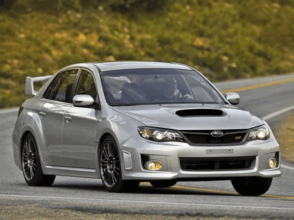 2010 Subaru Impreza WRX STi sedan - USA version 24