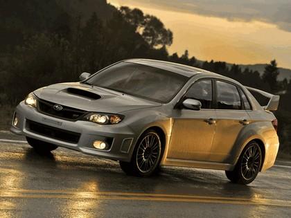 2010 Subaru Impreza WRX STi sedan - USA version 30