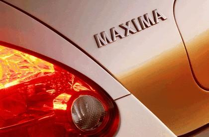 2004 Nissan Maxima 13