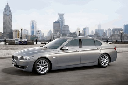 2010 BMW 5er Long-Wheelbase - Chinese version 1
