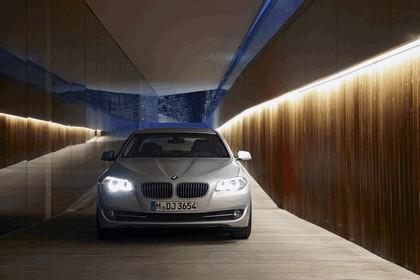 2010 BMW 5er Long-Wheelbase - Chinese version 4