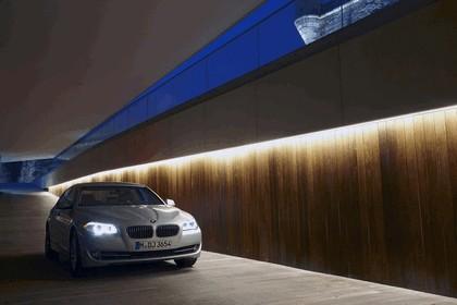 2010 BMW 5er Long-Wheelbase - Chinese version 5