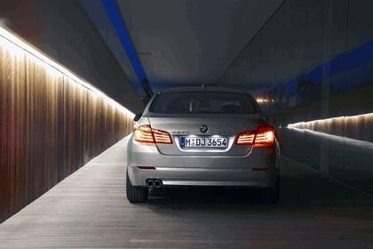2010 BMW 5er Long-Wheelbase - Chinese version 6