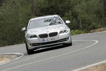 2010 BMW 5er Long-Wheelbase - Chinese version 7