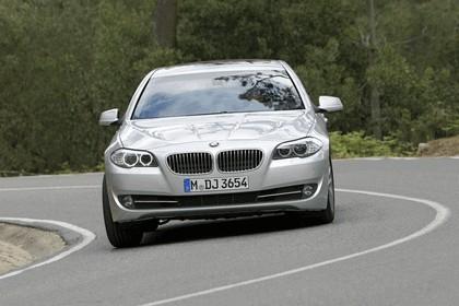 2010 BMW 5er Long-Wheelbase - Chinese version 8