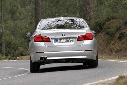 2010 BMW 5er Long-Wheelbase - Chinese version 11