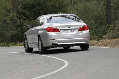 2010 BMW 5er Long-Wheelbase - Chinese version 12