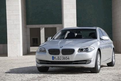 2010 BMW 5er Long-Wheelbase - Chinese version 14