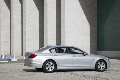 2010 BMW 5er Long-Wheelbase - Chinese version 16