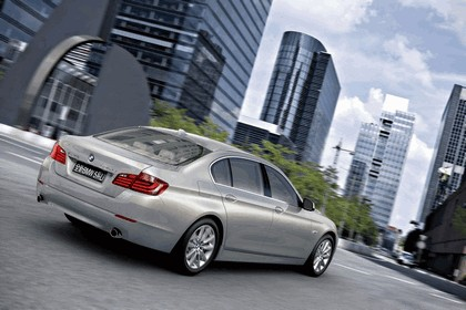 2010 BMW 5er Long-Wheelbase - Chinese version 19