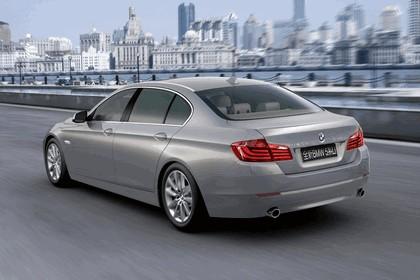 2010 BMW 5er Long-Wheelbase - Chinese version 21