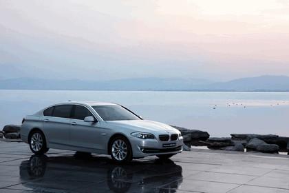 2010 BMW 5er Long-Wheelbase - Chinese version 22