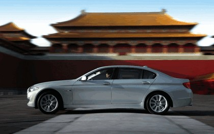 2010 BMW 5er Long-Wheelbase - Chinese version 23