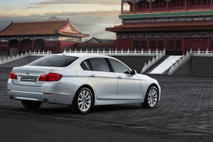 2010 BMW 5er Long-Wheelbase - Chinese version 24