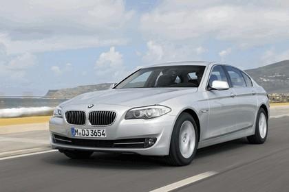 2010 BMW 5er Long-Wheelbase - Chinese version 26