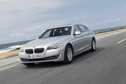 2010 BMW 5er Long-Wheelbase - Chinese version 27
