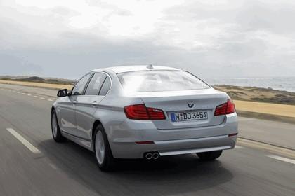 2010 BMW 5er Long-Wheelbase - Chinese version 28