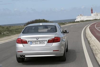 2010 BMW 5er Long-Wheelbase - Chinese version 29