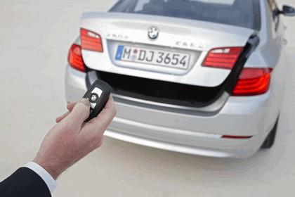 2010 BMW 5er Long-Wheelbase - Chinese version 34