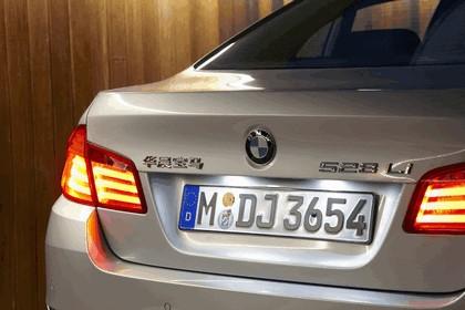 2010 BMW 5er Long-Wheelbase - Chinese version 42
