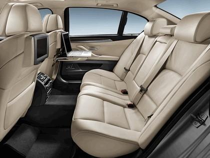 2010 BMW 5er Long-Wheelbase - Chinese version 47