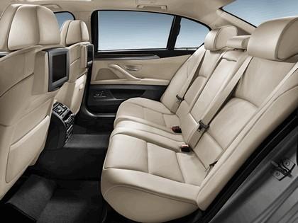 2010 BMW 5er Long-Wheelbase - Chinese version 49