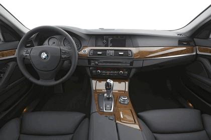 2010 BMW 5er Long-Wheelbase - Chinese version 53
