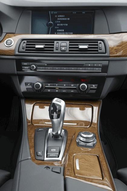 2010 BMW 5er Long-Wheelbase - Chinese version 55