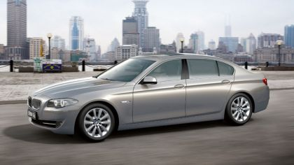2010 BMW 5er Long-Wheelbase - Chinese version 1