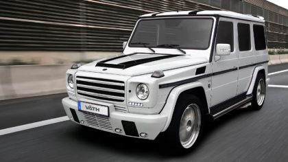 2010 Vaeth V58k ( based on Mercedes-Benz G55 AMG ) 1