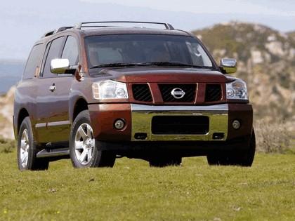 2004 Nissan Pathfinder Armada 1