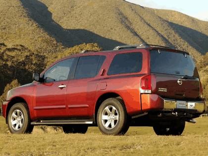 2004 Nissan Pathfinder Armada 5